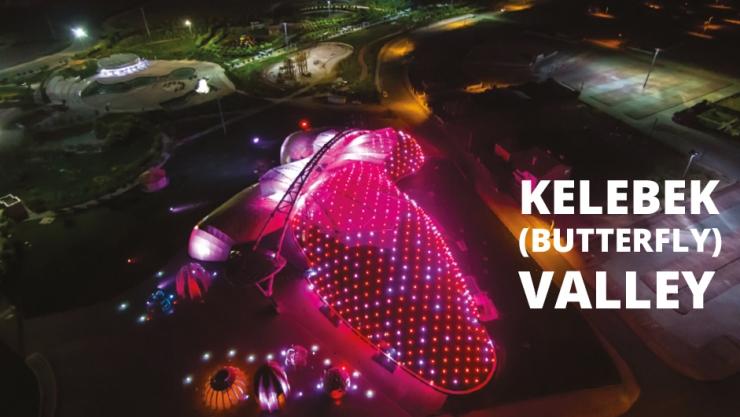 KELEBEK (BUTTERFLY) VALLEY