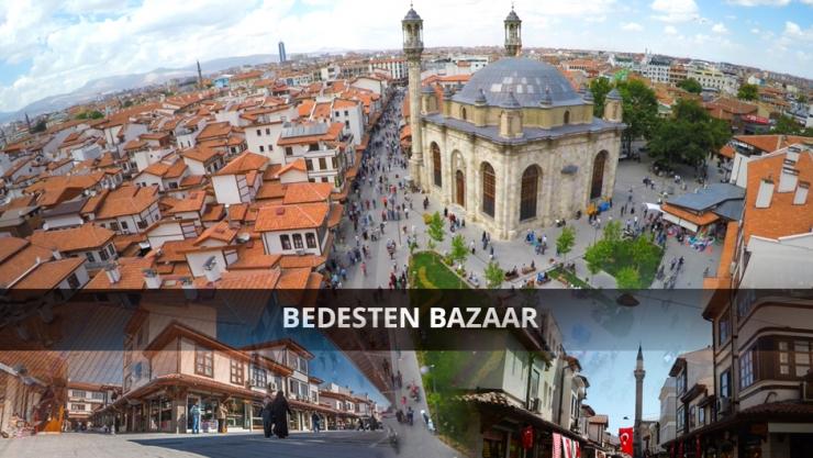 BEDESTEN BAZAAR (COVERED TURKISH BAZAAR)
