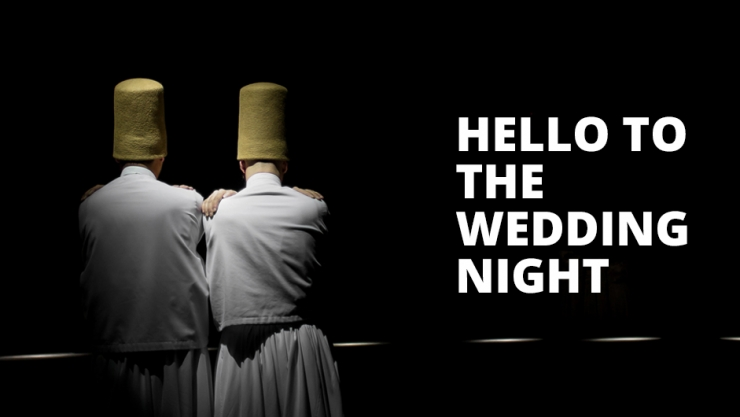 HELLO TO THE WEDDING NIGHT