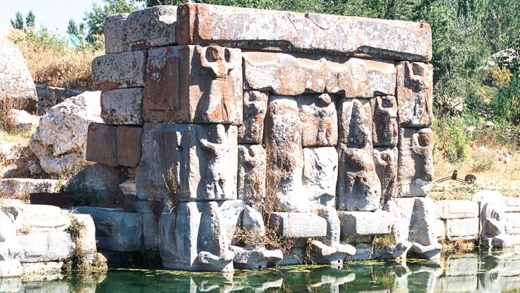Eflatunpınar Hitit Anıtı