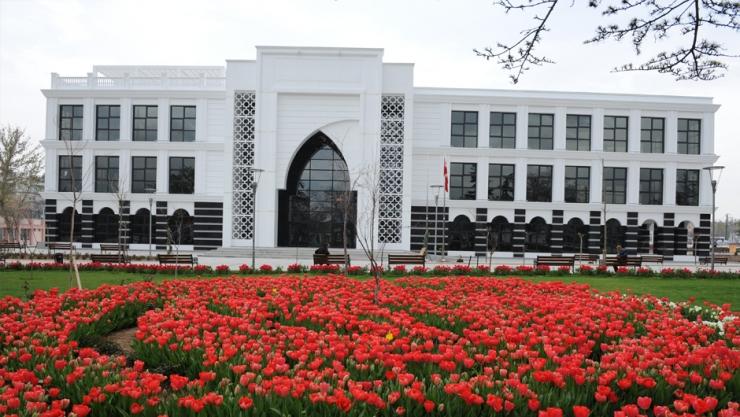 Konya İl Halk Kütüphanesi