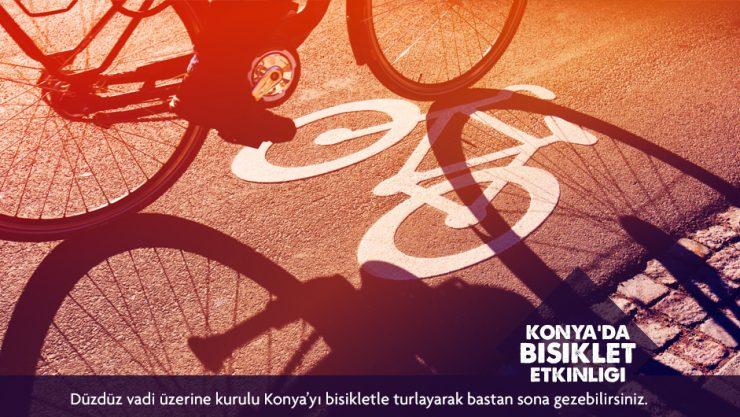 Konya Bisiklet Parkları