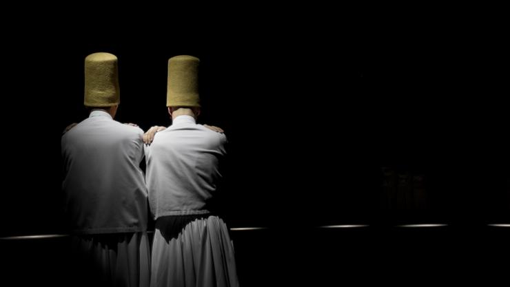 Şebi-i Arus Törenleri