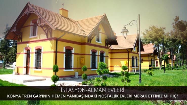 Konya İstasyon Evleri
