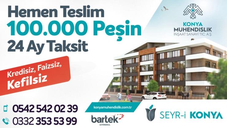 Konya'da Satılık Ev