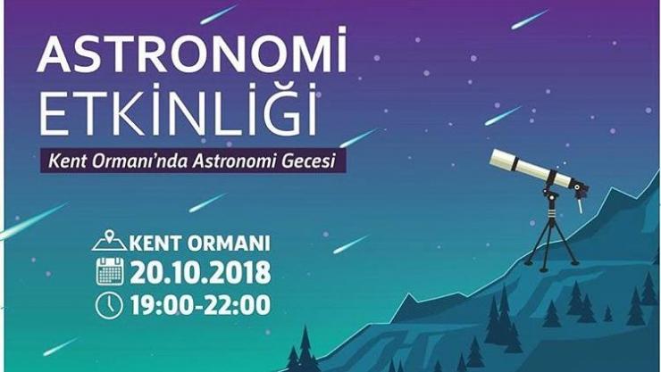 Konya Astronomi Etkinliği