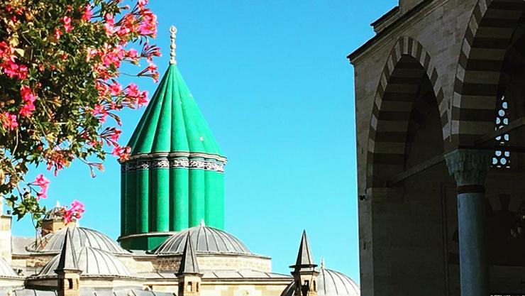 Şeb-i Arus'da Bir Günlük Konya