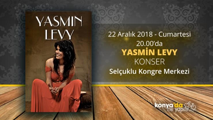 Yasmin Levy Konya'da