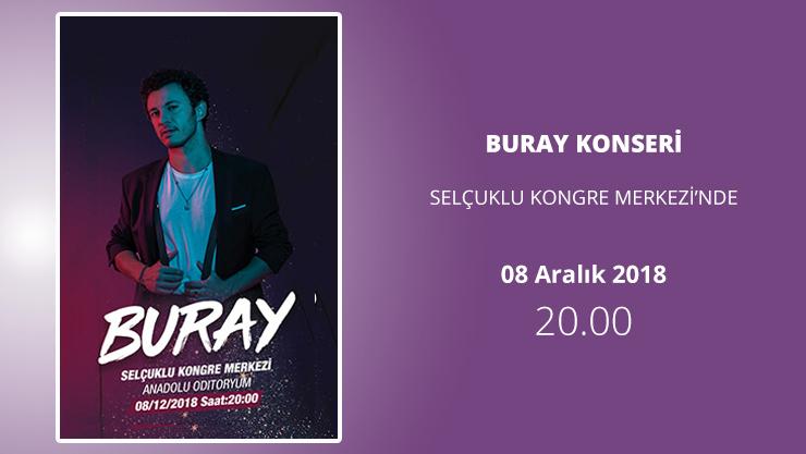 Konya'da Buray Konseri