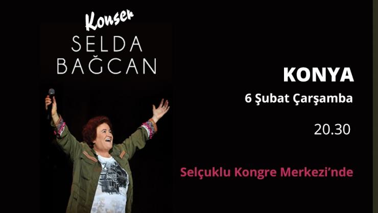 Konya Selda Bağcan Konseri