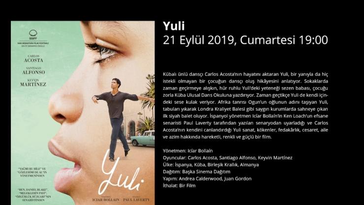 Konya'da Sinema Yuli